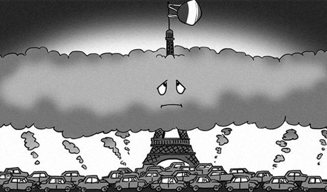 paris-smog