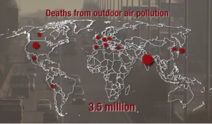 cost of pollution